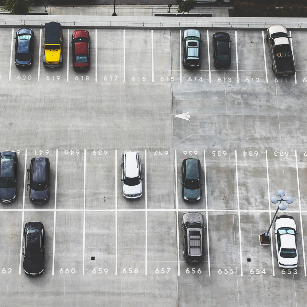 Parking at Airport